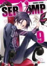 Servamp T9, manga chez Bamboo de Strike