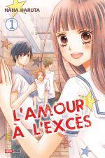 L'amour à l'excès  T1, manga chez Panini Comics de Haruta