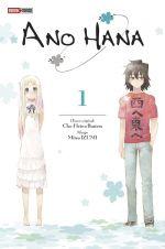 Ano Hana T1, manga chez Panini Comics de Okada, Izumi