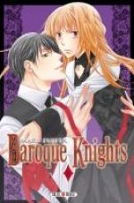 Baroque knights  T8, manga chez Soleil de Fujita