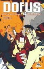 Dofus – Edition double, T3 : Quand arty rencontre Many ! / Goultard le barbare ! (0), manga chez Ankama de Tot, Crounchann, Mojojojo, Ancestral z, Brunowaro