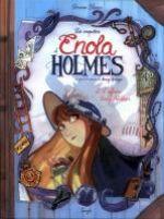 Les enquêtes d'Enola Holmes T2 : L'affaire Lady Alister (0), bd chez Jungle de Blasco