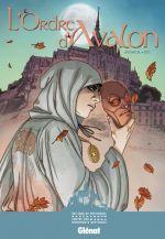 L'ordre d'Avalon, manga chez Glénat de Izu, Morgil