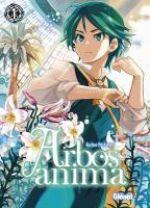 Arbos anima T1, manga chez Glénat de Hashimoto