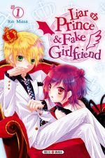 Liar prince & fake girlfriend  T1, manga chez Soleil de Miasa