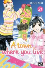 A Town where you live T21, manga chez Pika de Seo