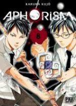 Aphorism T8, manga chez Pika de Karuna