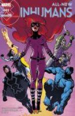 All-New Inhumans T2 : Compression temporelle (0), comics chez Panini Comics de Ellis, Soule, Asmus, McNiven, Caselli, Zaffino, Peterson, Leon, Brown, Gho, Woodard, Mossa, Cassaday