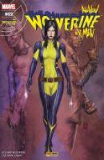 All-New Wolverine & X-Men T2 : Folie furieuse (0), comics chez Panini Comics de Taylor, Lemire, Navarrot, Lopez, Sorrentino, Maiolo, Fairbairn, Choi