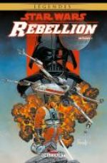 Star Wars - Rébellion T1, comics chez Delcourt de Andrews, Hartley, Lacombe, Fabbri, Melo, Domenico, Atiyeh, Giorello