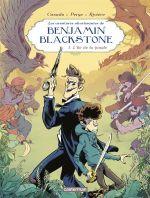 Benjamin Blackstone T1 : L'île de la jungle (0), bd chez Casterman de Rivière, Perge, Casado