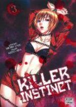 Killer instinct T3 : , manga chez Tonkam de Yazu, Aida