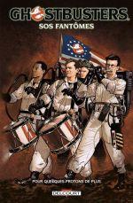 Ghostbusters - SOS Fantômes T4 : Pour quelques protons de plus (0), comics chez Delcourt de Burnham, Jones, Schoening, Delgado