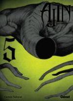 Ajin T5, manga chez Glénat de Sakurai