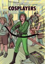 Cosplayers, comics chez Çà et là de Shaw