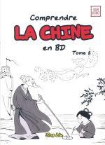 Comprendre la Chine en BD T2, manga chez Kotoji de Liu
