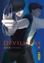 Devils line T5, manga chez Kana de Hanada
