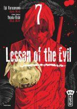 Lesson of the evil T7, manga chez Kana de Kishi, Karasuyama