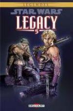 Star Wars Legacy – Saison 1, T5 : Loyauté (0), comics chez Delcourt de Ostrander, Foreman, Duursema, Anderson