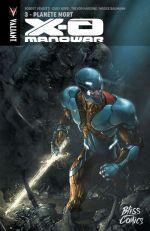 X-O Manowar (2012) T3 : Planète mort (0), comics chez Bliss Comics de Venditti, Nord, Hairsine, Baumann, Reber, Crain