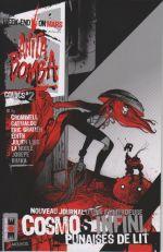 Anita Bomba comics T2 : Cosmos infini, punaises de lit (0), comics chez Akileos de Catmalou, la Houle, Gratien, Cromwell, Edith, Loïs, Josepe