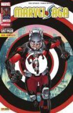 Marvel Saga T1 : Ant-Man - Retour aux affaires (0), comics chez Panini Comics de Spencer, Rosanas, Martello, Boyd, Quintana, Perkins