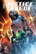 Justice League T9 : La guerre de Darkseid (0), comics chez Urban Comics de Johns, Jimenez, Lee, Kolins, Maguire, Jurgens, Anderson, Leigh, Sinclair, Fabok