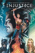 Injustice - Les Dieux sont parmi nous T6 : Année 3 - 2e partie (0), comics chez Urban Comics de Taylor, Fawkes, Buccellato, Albarran, Miller, Redondo, Cifuentes, Davila, Xermanico, Woods, Lokus, Nanjan, Sanchez, Lopresti