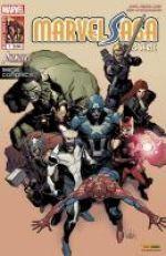 Marvel Saga Hors série T7 : Avengers Millenium (0), comics chez Panini Comics de Costa, Hagan, Di Giandomenico, Mast, Cisic, Geoffo, Johnson, Palmer, Mossa, Hannin, Yu
