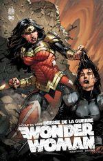 Wonder Woman, Déesse de la guerre T2, comics chez Urban Comics de Finch, Finch, Oback