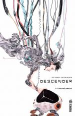 Descender T2 : Lune mécanique (0), comics chez Urban Comics de Lemire, Nguyen