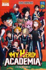 My Hero Academia T4 : Celui qui avait tout (0), manga chez Ki-oon de Horikoshi