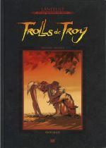 Lanfeust et les mondes de Troy T63 : Trolls de Troy - Pröfy Blues (0), bd chez Hachette de Arleston, Mourier, Guth, Lamirand