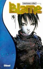 Blame ! T4, manga chez Glénat de Nihei