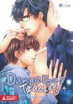 Dangerous teacher  T4, manga chez Asuka de Yamato