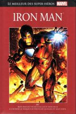 Marvel Comics : le meilleur des super-héros T6 : Iron Man (0), comics chez Hachette de Lee, Quesada, Lieber, Chen, Martinez, Heck, Ramos, Decastro, Hunter, Smith, Oliff