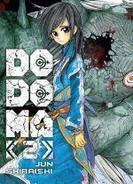 Dodoma T2, manga chez Komikku éditions de Shiraishi