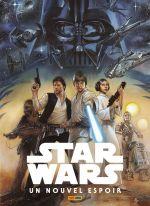 Star Wars - Un Nouvel Espoir, comics chez Panini Comics de Thomas, Chaykin, Sotomayor, Granov