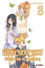 Hibi chouchou - Edelweiss & Papillons  T8, manga chez Panini Comics de Morishita