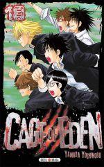 Cage of eden T18, manga chez Soleil de Yamada
