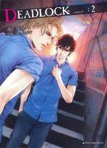 Deadlock  T2, manga chez Taïfu comics de Aida, Takashima