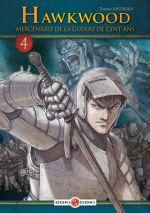Hawkwood - Mercenaire de la guerre de cent ans T4, manga chez Bamboo de Ohtsuka