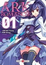 Ark romancer  T1, manga chez Bamboo de Lim, Kim