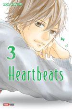 Heartbeats  T3, manga chez Panini Comics de Konno