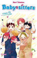 Baby sitters T12, manga chez Glénat de Tokeino