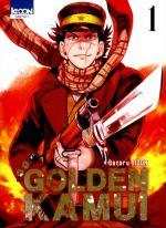 Golden Kamui T1, manga chez Ki-oon de Noda