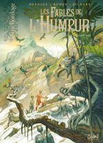 Fables de l'Humpur T4 : Le Grand Centre (0), bd chez Soleil de Bordage, Roman, Richard