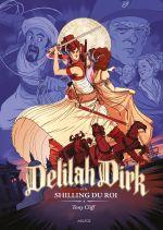 Delilah Dirk T3 : Et le shilling du roi (0), comics chez Akileos de Cliff