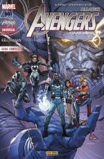 All-New Avengers - Hors Série T1 : The Ultimates - À la frontière de l'impossible (0), comics chez Panini Comics de Ewing, Rocafort, Brown