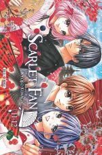 Scarlet fan - a horror love romance  T11 : Volume 11-12 (0), manga chez Soleil de Kumagai